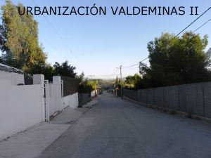 Urbanización VALDEMINAS II